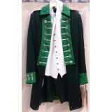 Adult Colonial Male Small Costume