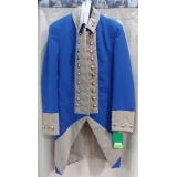 Adult Colonial George Washington XL Co..