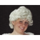 Mrs. Claus Natural Short'N'Sassy Wig