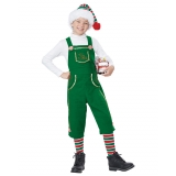 Toymaker Elf Childs Large costume