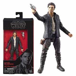 Star Wars Black Series Captain Poe Dam..