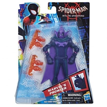 Spider-Man: Into the Spider-Verse Marvel's Prowler Action Figure