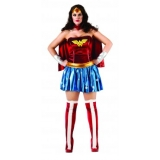 Plus Size Wonder Woman