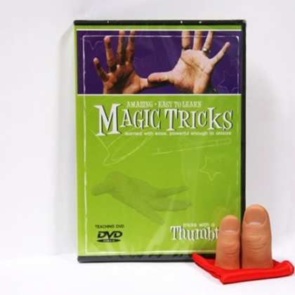 Amazing Easy To Learn Magic Tricks- Tricks with a Thumbtip Combo