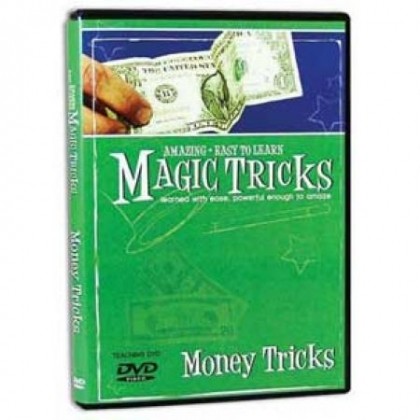 Amazing Easy To Learn Magic Tricks- Money Tricks