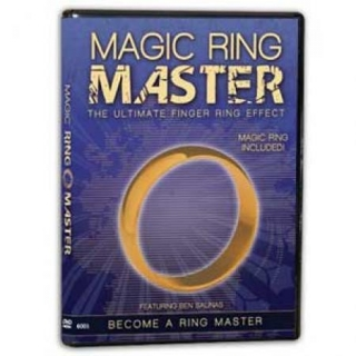 Magic Ring Master DVD - Special Ring I..