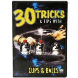 30 Tricks Cups and Balls DVD in Standa..