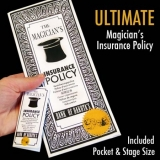 Ultimate Magician's Insurance Policy -..