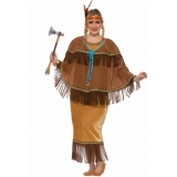 Princess Tomahawk - Adult Plus Size Fe..