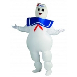 Inflatable Stay Puft Marshmallow Man