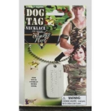 Dog Tags Necklace