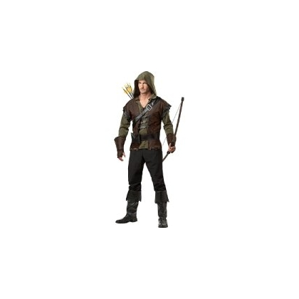 Robin Hood Hooded Adult Costume