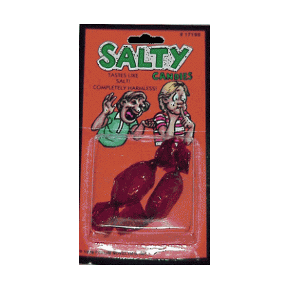 Salty Candy