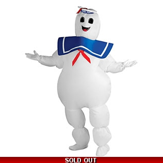 Stay Puft Inflatable Costume