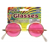 Hippie Rose Tinted Glasses