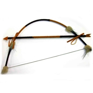 Native American Bow & Arrow