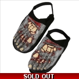 Zombie Feet Covers