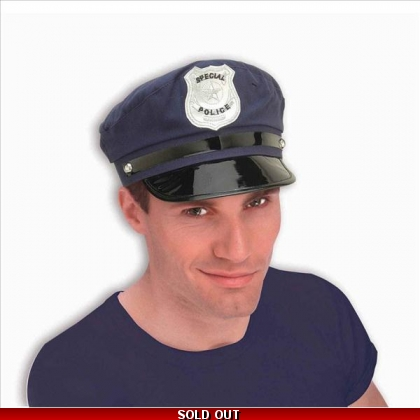 Cloth Police Cap