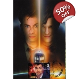Dr Who Maximum card David Tennant Matt..