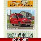 3530 Morris Minor postvan Europa self-..