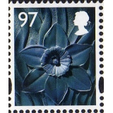 W126 97p Wales stamp 2014