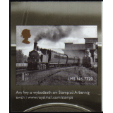 3634 Welsh Locomotive self-adhesive fr..