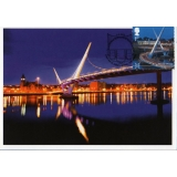 3696mxn Peace Bridge Londonderry Maxim..