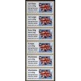 FS09ua Spring Stampex Union Flag Fasts..