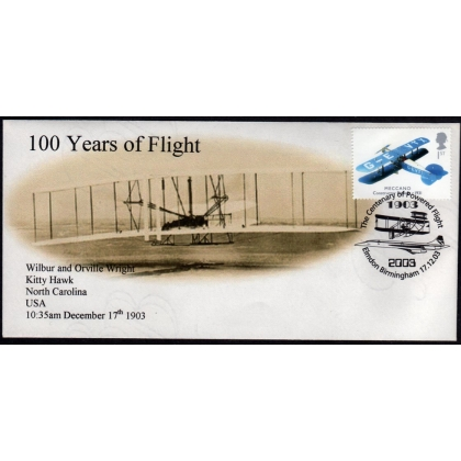 Centenary of Powered Flight