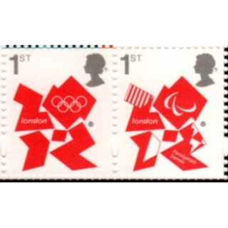 3337-38 Olympic Definitive Gummed 1st ..