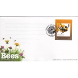 3743f British Bees 1st class FDC self-..