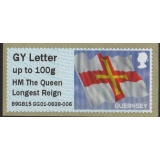 FZG04 Guernsey Flag Post & Go with Lon..