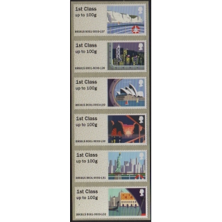 FS21 Sea Travel Faststamps set