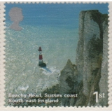 2598 Beachy Head Lighthouse, Eastbourn..