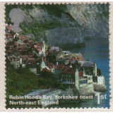 2602 Robin Hood's Bay, Yorkshire, disc..