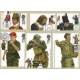 2774 British Army Uniforms set of ..