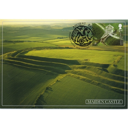 3915 Maiden Castle Maximum Card