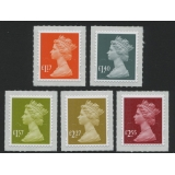 3117 New Tariff Machin Definitives 201..