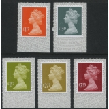 3117a Machin Definitives 2017 on SBP2:..
