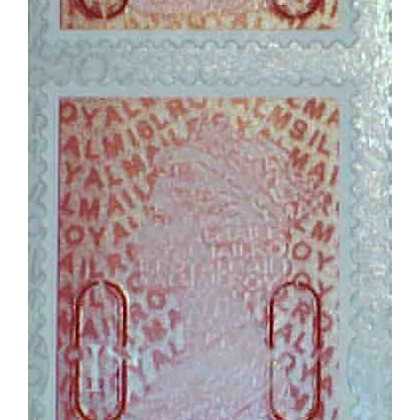 2936aS.6a § 1st deep scarlet M16L MSIL booklets of 6 2016 reprint on SBP2