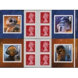 4015-8 Star Wars set of self-adhesive ..