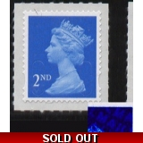 2911 2nd blue 2009 security stamp coun..