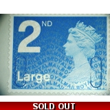 2913B.3 2nd Large blue Machin MA13 ex ..