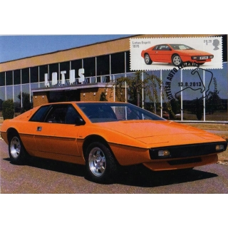 3517 Lotus Esprit maximum card 2013