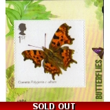 3510 Comma Butterfly gravure ex retail..