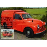 3518a Morris Minor Van Post Office max..