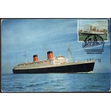 3523xc - RMS Queen Elizabeth Maximum C..