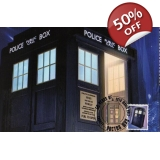 Dr Who Maximum card - Tardis 1
