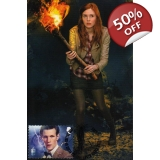 Dr Who Maximum card Matt Smith - Amy P..