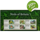 FS02b Birds 1 Faststamps Bureau Pack o..